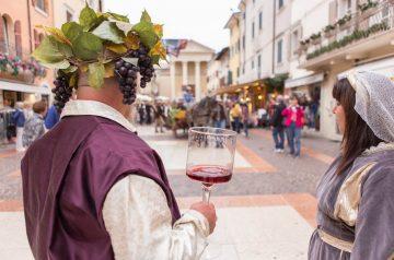 Annullata la Festa dell'Uva e del Vino di Bardolino