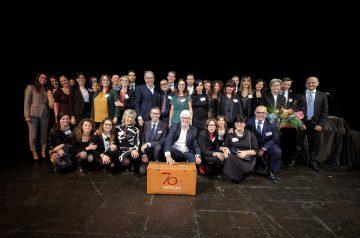 Beppe Severgnini al Teatro Nuovo per i 70 anni della Vertours
