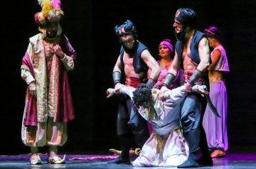 Aladino e la lampada meravigliosa - teatro per le famiglie
