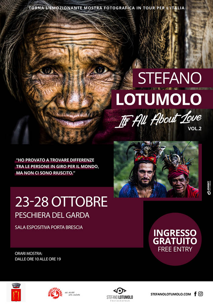 Its all about love - Stefano Lotumolo
