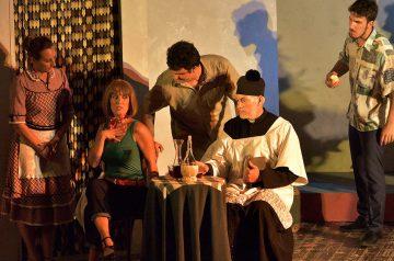 El neodo american - Gruppo Teatrale Le Contrade