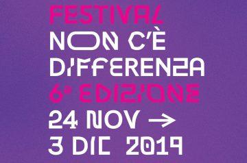 """Festival """"Non c'è differenza"""""""
