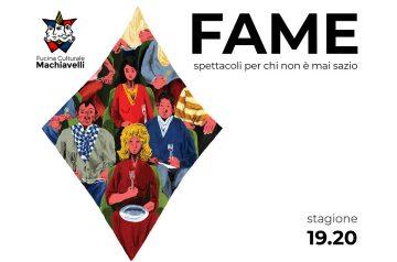 Fucina Culturale Machiavelli - Stagione 2019-2020