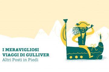 I Meravigliosi Viaggi di Gulliver - Apperò il Teatro