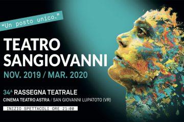 Teatro San Giovanni 2019/2020 - Cinema Teatro Astra