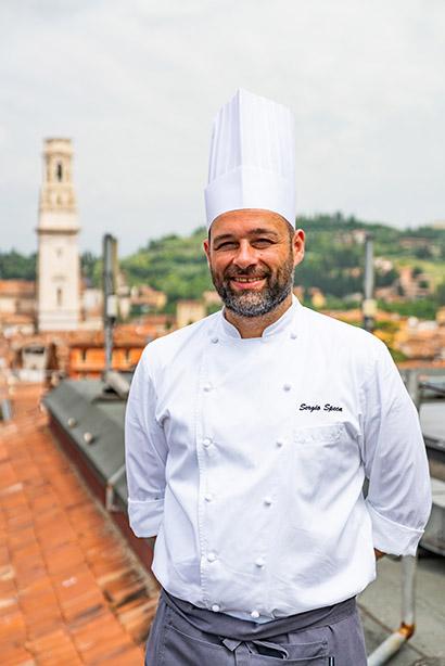 Chef Sergio Speca 1