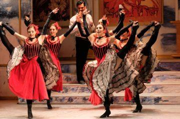 La Vedova Allegra al Teatro Salieri