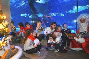 Babbo Natale a Gardaland Sea Life Aquarium