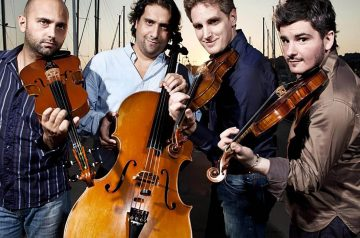 Quartetto d'archi di Cremona al Teatro Ristori