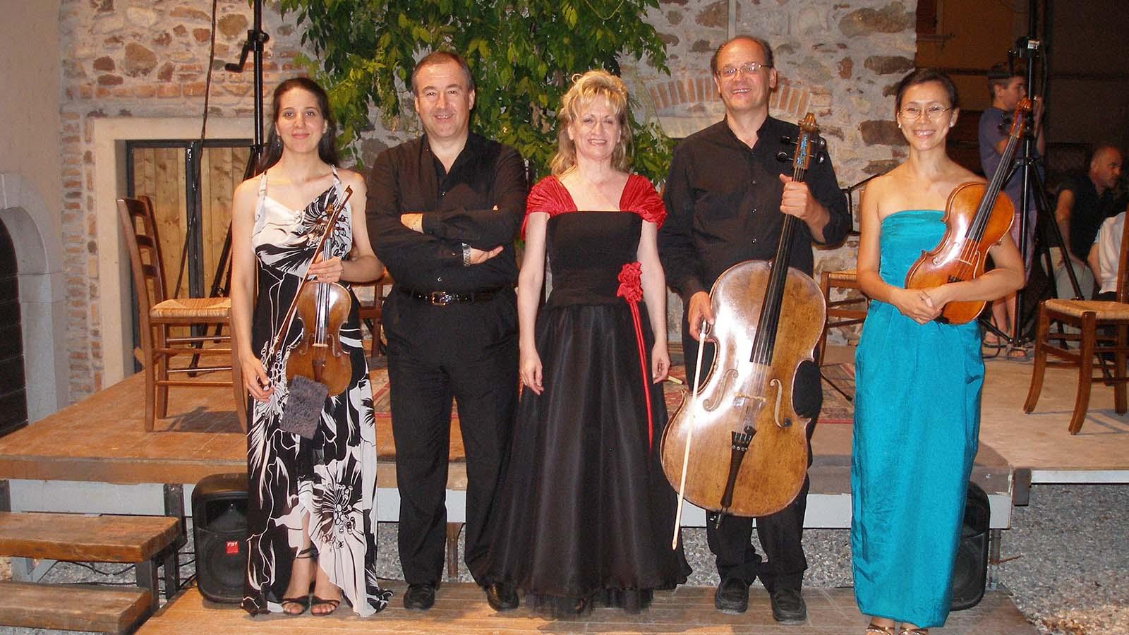 Quintetto-Athesis