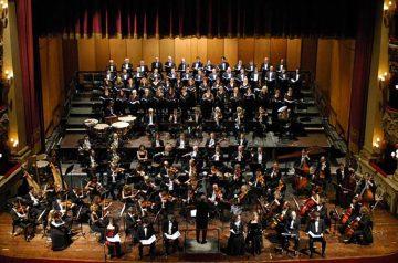 Concerto sinfonico - Paganini, Cherubini, Rossini