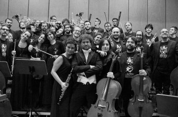 Concerto di apertura dell'anno Beethoveniano - Orchestra Machiavelli