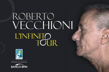 L'Infinito Tour di Roberto Vecchioni