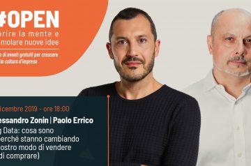 OPEN | Alessandro Zonin, Paolo Errico