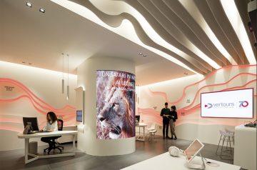 Vertours, il nuovo Concept Store