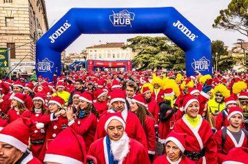 Melegatti Christmas Run Verona 2019