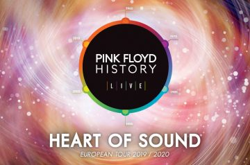 Pink Floyd History al Teatro Nuovo