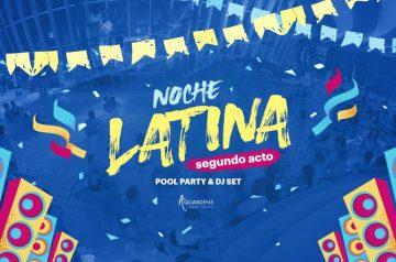 Aquardens Noche Latina - segundo acto