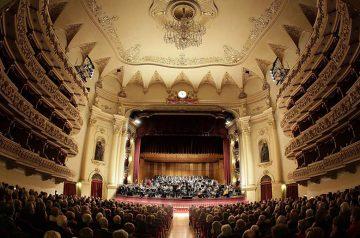 Concerto di Capodanno al Filarmonico