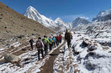 Presentazione skitour, trekking e spedizioni extraeuropee