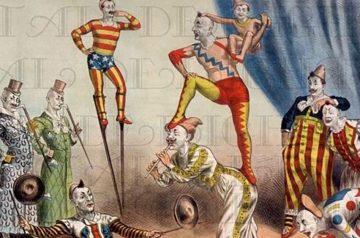 Clown per un giorno - laboratorio per bambini