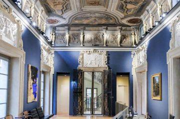 Visita Virtuale a Palazzo Maffei su Radio Rai 3