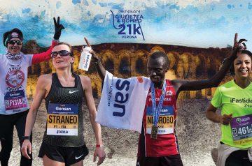 Gensan Giulietta & Romeo Half Marathon e Duo marathon