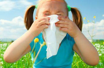 Primavera, aria di Allergie  - Curarsi alla Fonte