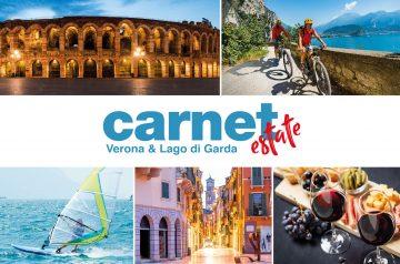 Carnet Verona torna con un'edizione estiva 2020!