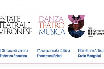 Estate Teatrale Veronese 2020 - Cartellone