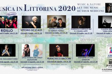 Musica in Littorina 2020