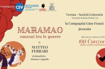 Maramao, canzoni tra le guerre