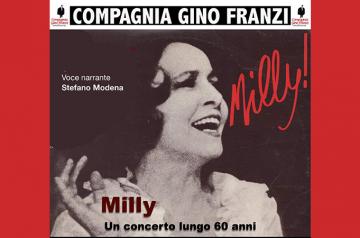 Milly, un concerto lungo 60 anni