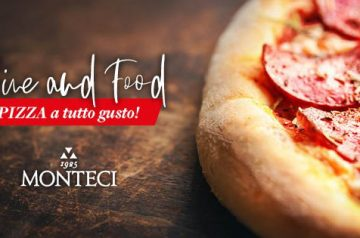 Wine & Food <br> a Cantina Monteci