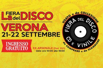 La Fiera del Disco a Verona