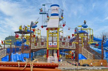 Gardaland Resort chiude anticipatamente. Continuano i lavori per Legoland Water Park