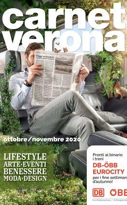 Carnet Verona Ottobre/Novembre 2020
