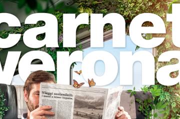 E' online il nuovo Carnet Verona di Ottobre/Novembre 2020!