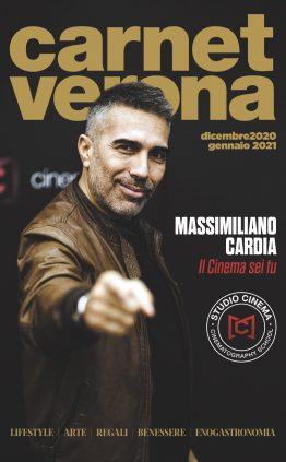 Carnet Verona Dicembre '20 / Gennaio '21
