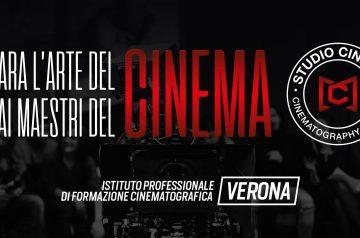Studio Cinema Verona - aperte le iscrizioni
